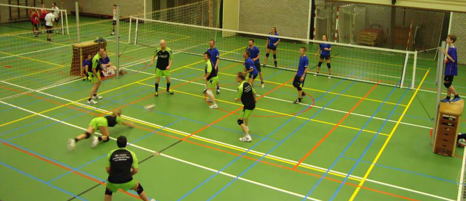 Volleybalcompetitie